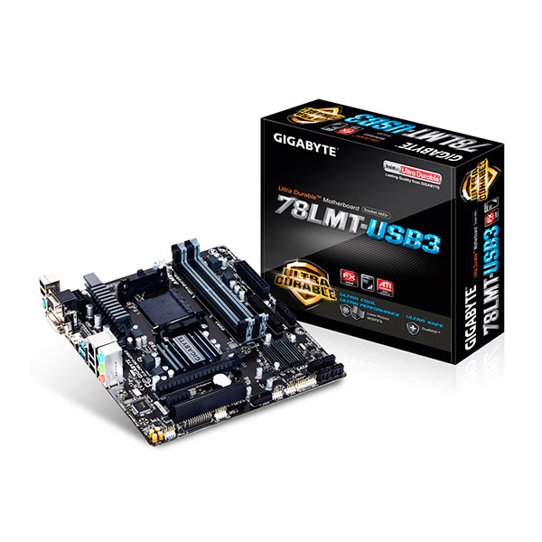 Gigabyte 78LMT-USB3 – Placa Base