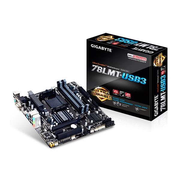 Gigabyte 78LMT-USB3 – Placa Base