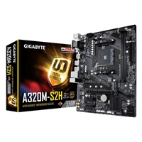 Gigabyte A320M-S2H – Placa Base