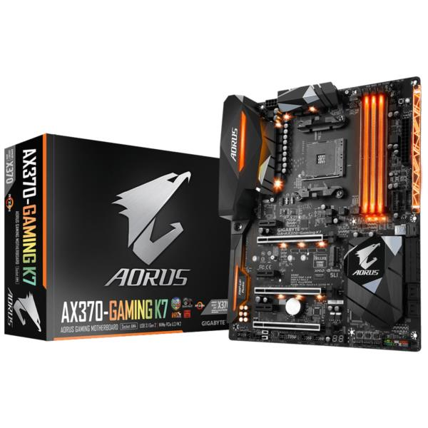Gigabyte AX370 Gaming K7 – Placa Base