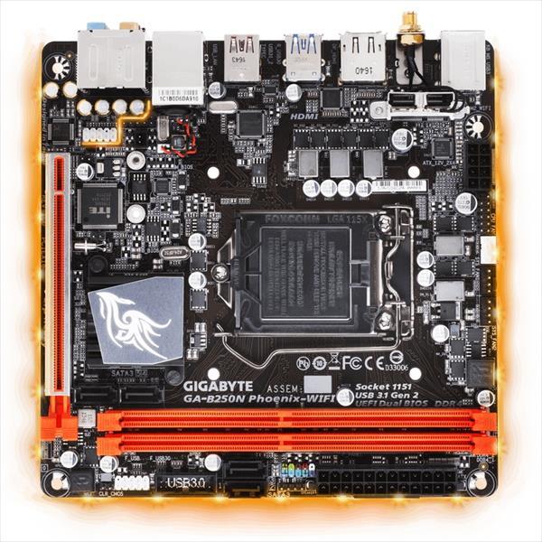 Gigabyte B250N Phoenix WIFI – Placa Base
