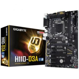 Gigabyte H110-D3A BTC Edition – Placa Base