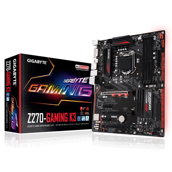 Gigabyte Z270-Gaming K3 – Placa Base
