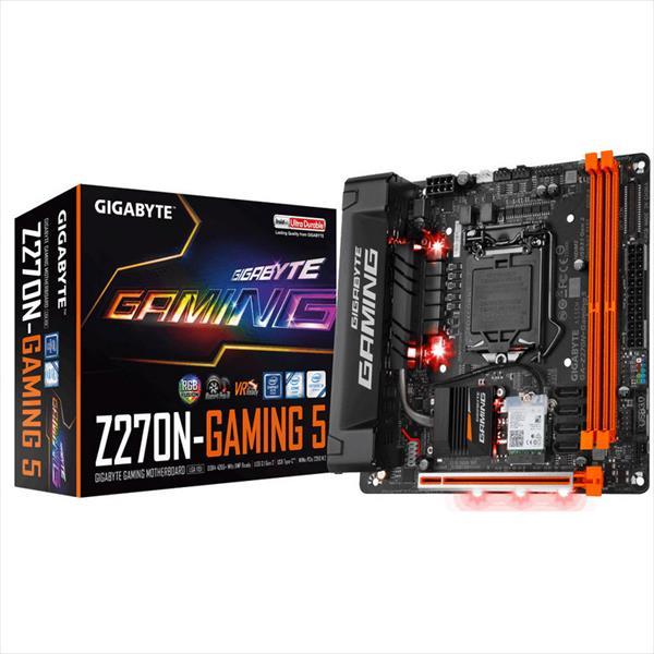 Gigabyte Z270N-Gaming 5 – Placa Base