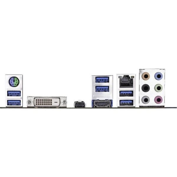 Gigabyte Z370M-D3H – Placa Base