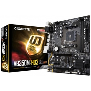 Gigabyte AB350M-HD3 – Placa Base