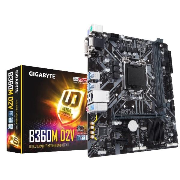 Gigabyte B360M-D2V – Placa Base