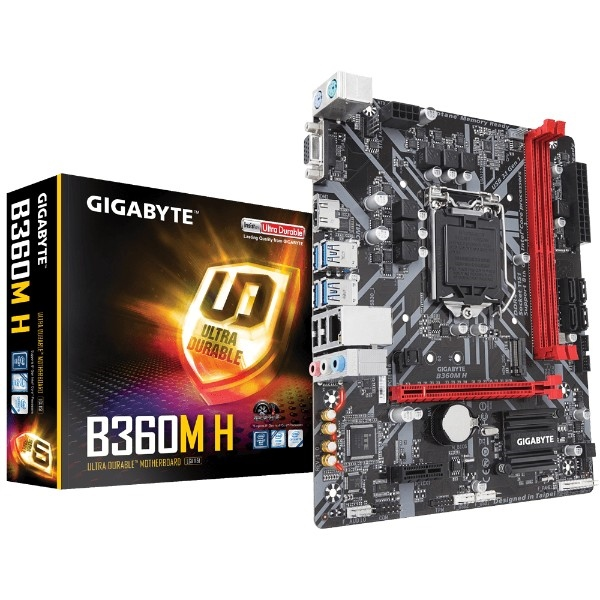 Gigabyte B360M-H – Placa Base