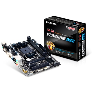 Gigabyte F2A68HM-DS2 – Placa Base