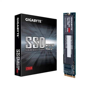 Gigabyte M.2 PCIe 128GB 1100MB/s 500MB/s - Disco Duro SSD