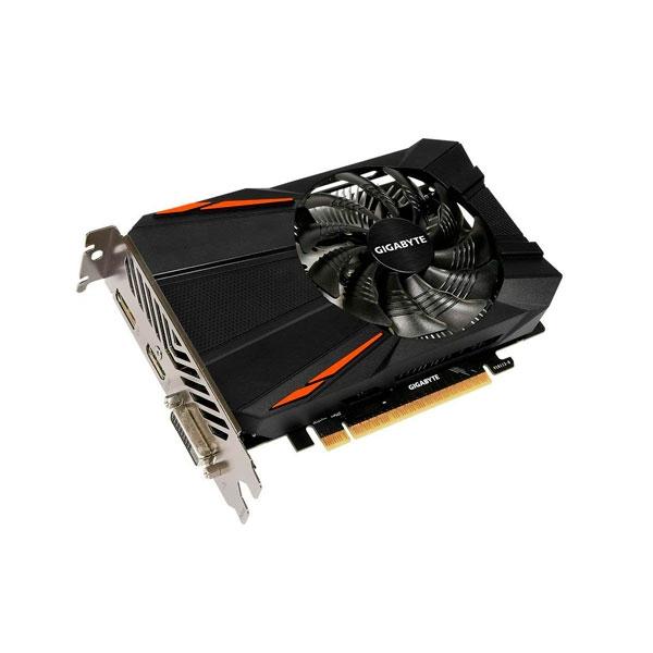 Gigabyte Nvidia GeForce GTX 1050 D5 2GB - Gráfica