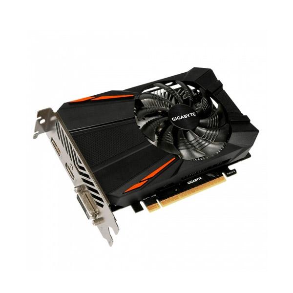 Gigabyte Nvidia GeForce GTX 1050 Ti D5 4GB - Gráfica