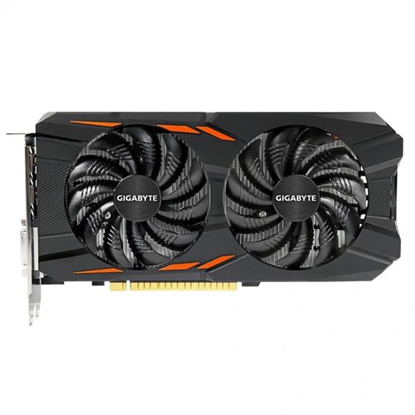 Gigabyte Nvidia GeForce GTX1050 TI Windforce 4GB - Gráfica