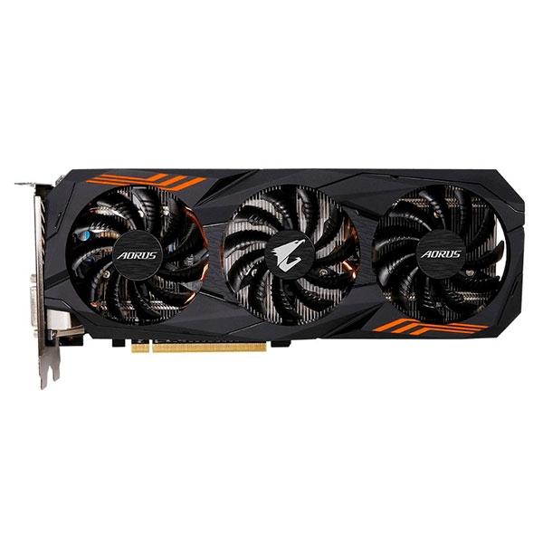 Gigabyte Nvidia GeForce Aorus GTX1060 6GB 9Gbps – Gráfica