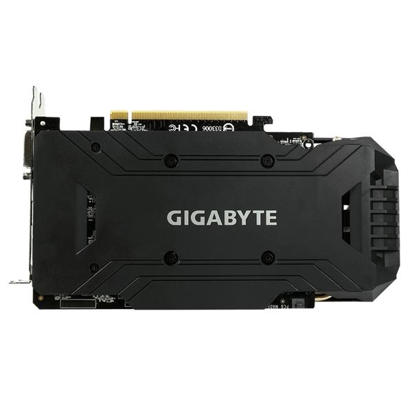 Gigabyte Nvidia GeForce GTX1060 WindForce OC 3GB – Gráfica