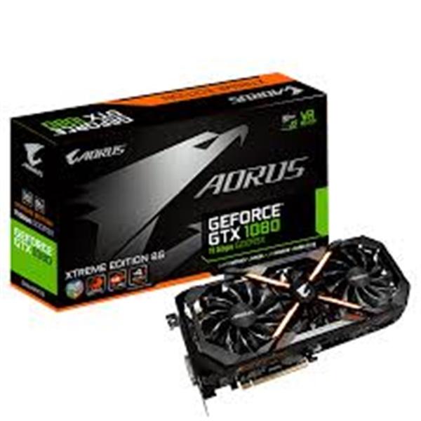 Gigabyte Nvidia GeForce Aorus GTX1080 Xtreme 8Gb 11Gps – VGA