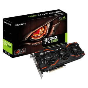Gigabyte Nvidia GeForce GTX1080 WindForce 8GB – Gráfica
