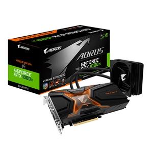 Gigabyte Nvidia GeForce GTX1080 Ti Waterforce Xtreme 11GB