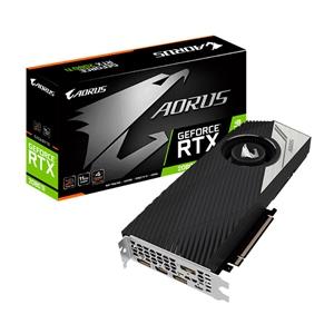 Gigabyte Aorus Nvidia GeForce RTX 2080 TI Turbo 11GB - VGA