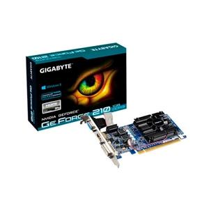 Gigabyte Nvidia GeForce 210 1GB DDR3 – Gráfica