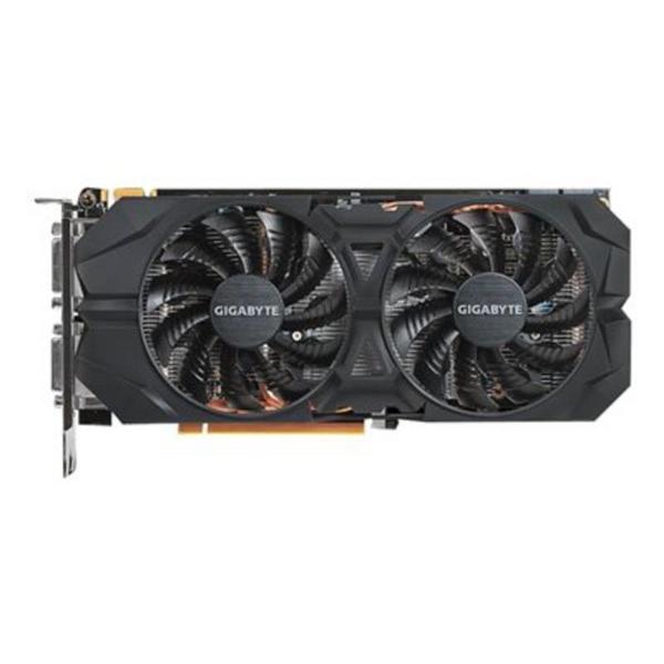 Gigabyte Nvidia GeForce GTX960 WF2 OC 4GB DDR5 – Gráfica