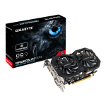 Gigabyte Radeon R7 370 WindForce 2GB DDR5 – Gráfica