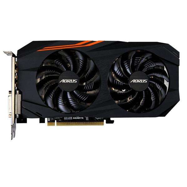 Gigabyte AMD Aorus RX580 4GB – Gráfica