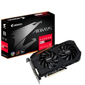 Gigabyte AMD Aorus RX580 8GB – Gráfica