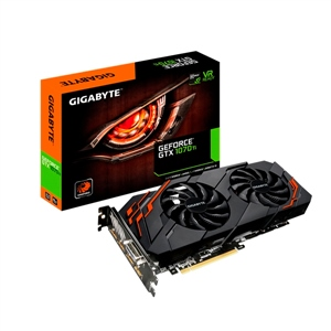 Gigabyte Nvidia GeForce GTX 1070 TI WindForce 8GB - Gráficas