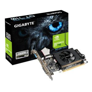 Gigabyte Nvidia GeForce GT710 1GB DDR3 – Gráfica