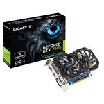 Gigabyte GeForce GTX750Ti WF2 OC 4GB DDR5 – Gráfica