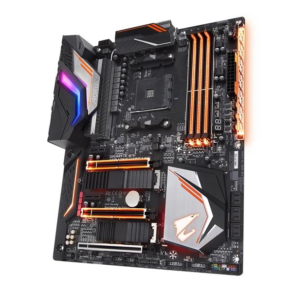 Gigabyte X470 Aorus Gaming 7 WIFI – Placa Base