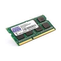GOODRAM DDR3 1600MHz 4GB CL11 SR SODIMM - Memoria RAM