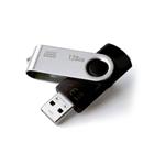 GOODRAM Pendrive 128GB UTS2 USB 2.0 Negro - Memoria