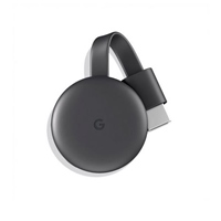 Google Chromecast 3 Smart TV - Dongle