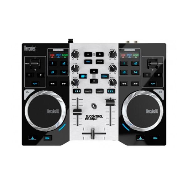 Hercules DJ Control Instinct – DJ