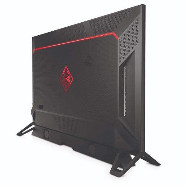 """HP Omen X Emperium 65"""" 144Hz  G-Sync, 4K - Monitor"""