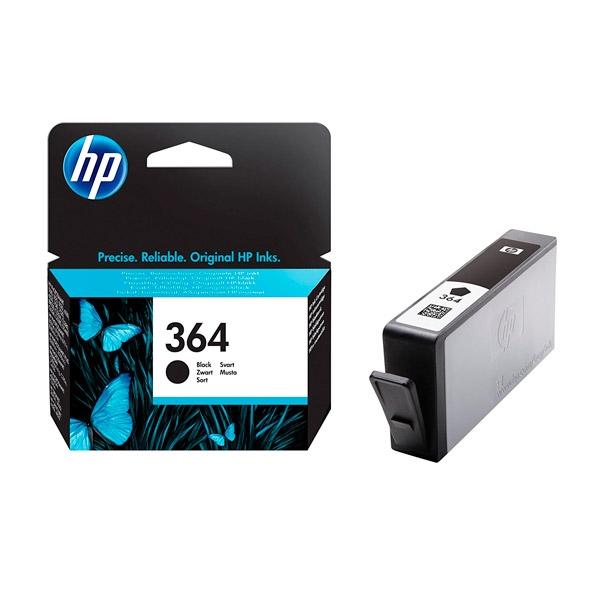 HP 364 negro- Tinta