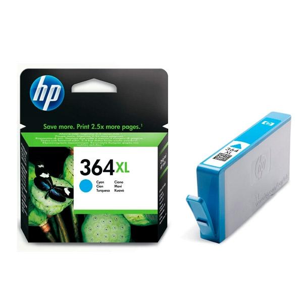 HP 364XL Cian - Tinta