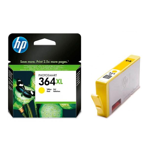 HP 364XL Amarillo - Tinta