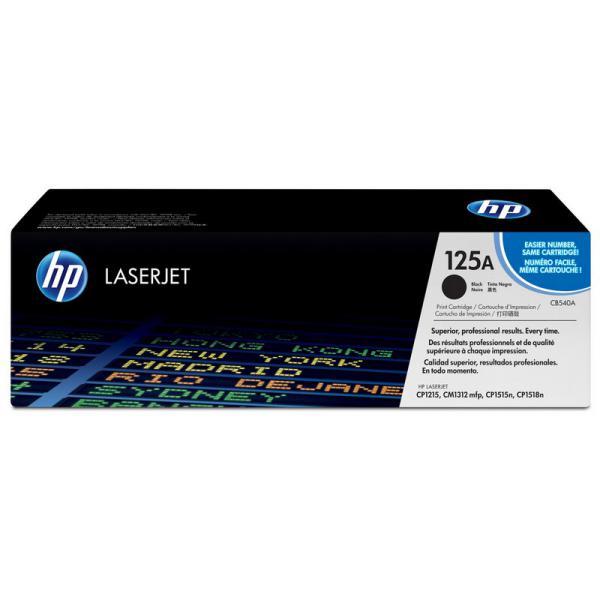 HP 125A negro 2200 pag – Tóner