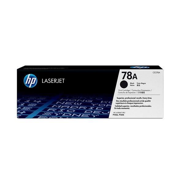 HP 78A negro 2100 pag - Tóner