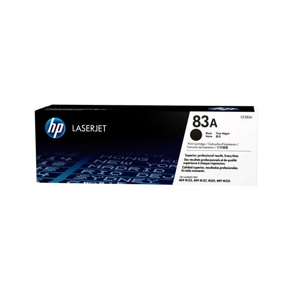 HP 83A negro 1500 pag - Tóner