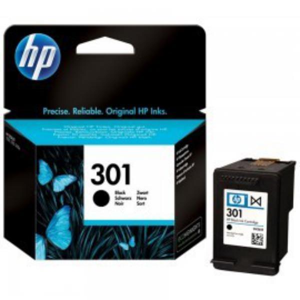 HP 301 negro – Tinta