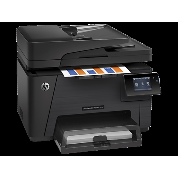 HP Color LaserJet Pro MFP M177fw – Multifincional Láser