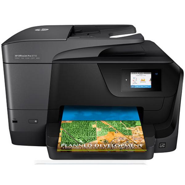 HP Officejet Pro 8710 – Multifuncional inyección