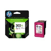 HP Nº302XL - Tricolor 330 paginas - Tinta