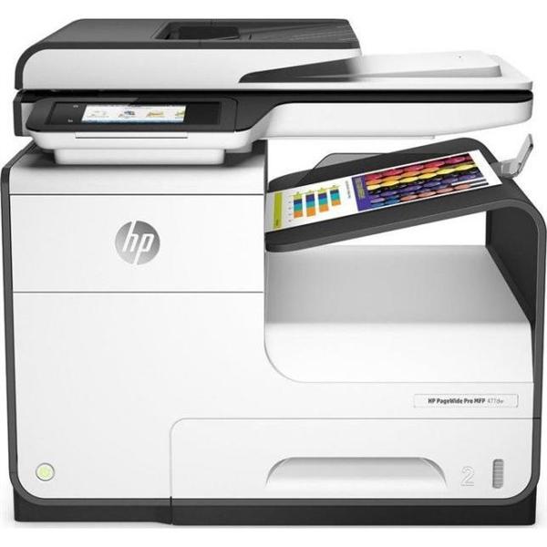 HP PageWide 377dw – Impresora inyección