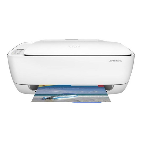 HP Deskjet 3630 ALL-IN-ONE Wifi – Multifunciónal inyección