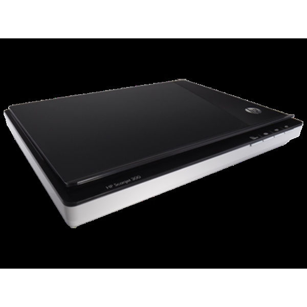 HP ScanJet 300 FlaTBed Photo Scanner – Escáner